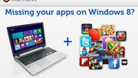 Android Apps unter Windows 8 - Intel investiert in BlueStacks