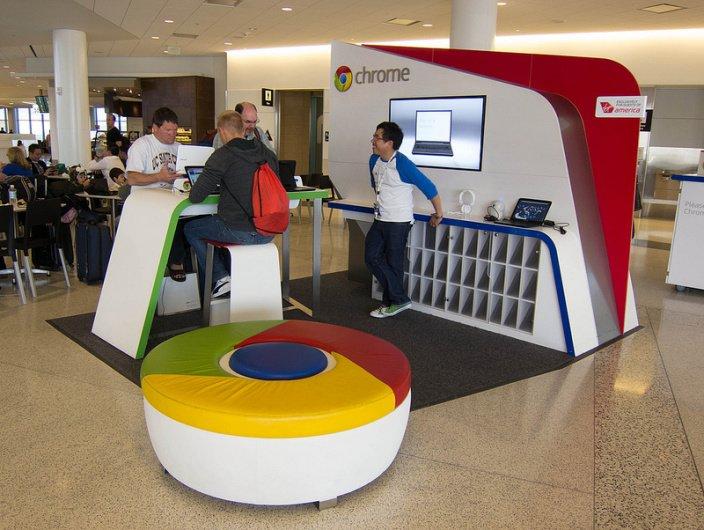 Google plant Eröffnung eigener Retail-Stores