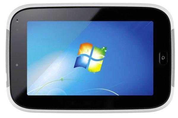 Intel StudyBook: 7 Zoll Windows 7 Tablet nun in den USA für 699 Dollar verfügbar