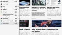 Newsify RSS Reader: Google Reader Client für iOS mit anpassbarem Layout & momentan kostenlos