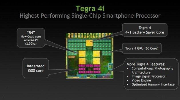 NVIDIA Tegra 4i mit 2.3 GHz und integriertem LTE-Modul offiziell vorgestellt - Phoenix als Referenzgerät
