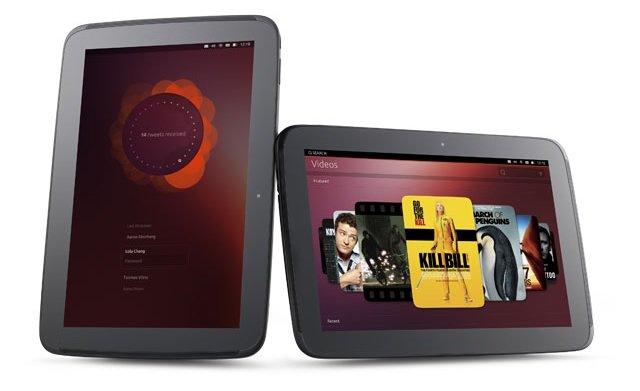 Ubuntu für Tablets offiziell präsentiert