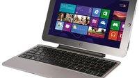 Gigabyte Padbook S1185: Windows 8 Tablet mit 11,6 Zoll Full HD Display auf der CeBIT 2013