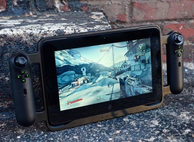Razer Edge: Windows 8 Gaming-Tablet im Review