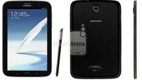 Samsung Galaxy Note 8.0 kommt auch in Schwarz
