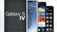 Samsung Galaxy S4: Bild und technische Daten veröffentlicht – Scrollen durch Augenbewegung? - Update: Bilder sind Fake