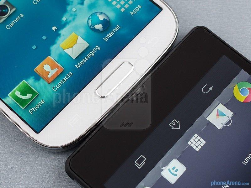 Vergleich: Samsung Galaxy S4 vs. Sony Xperia Z und Apple iPhone 5