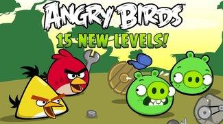 Angry Birds für das iPad erstmals kostenlos &amp&#x3B; mit neuen Leveln