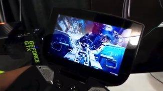 Dead Trigger 2 auf dem NVIDIA Project SHIELD