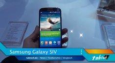 Samsung Galaxy S4 - 446 Prozent höhere Nachfrage als beim Vorgänger