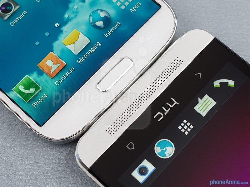 Samsung Galaxy S4 vs. HTC One im Video verglichen