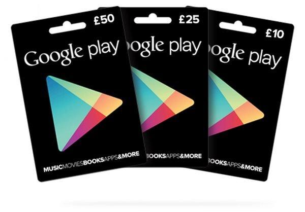 Google Play Store: Bei diesen Händlern könnt ihr die Geschenkkarten bald kaufen
