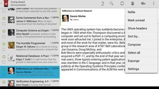Kaiten Mail: Weiterer alternativer E-Mail-Client für Android