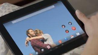 Nexus 10: Google präsentiert neues Video