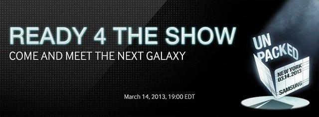 Samsung Galaxy S4 Livestream
