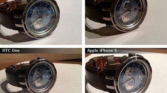 Fotoqualität im Vergleich: Samsung Galaxy S4 vs. S3, HTC One und iPhone 5