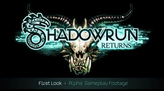 Shadowrun Returns: Video zeigt Gameplay
