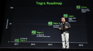 Nvidia Mobile Kepler: Lizenzierung der GPU &amp&#x3B; Anfang 2014 in ersten Tablets