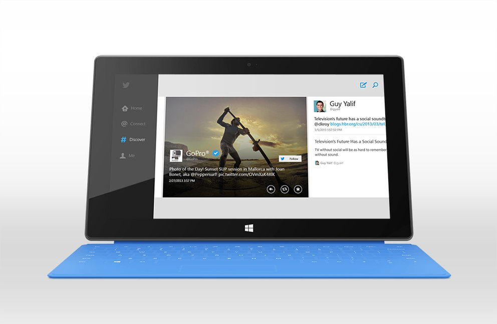 Twitter: Offizielle App für Windows 8 und Windows RT landet im Windows Store