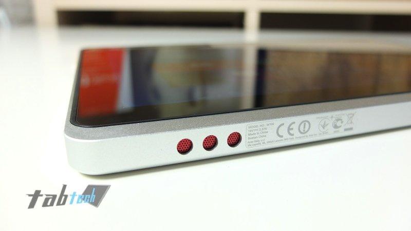 Acer W700 Lautsprecher