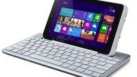 Acer Iconia W3: Erstes Windows 8 Tablet mit 8-Zoll-Display zeigt sich auf Bildern