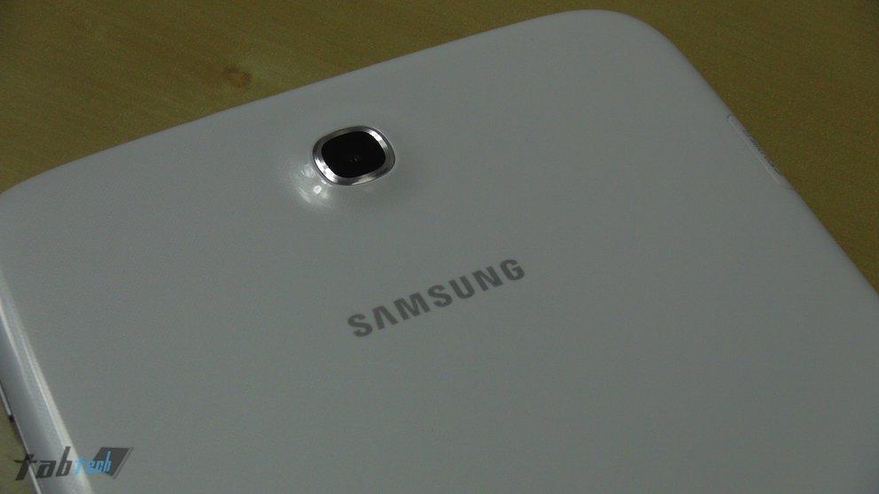 Galaxy Note 8.0 Kamera-imp
