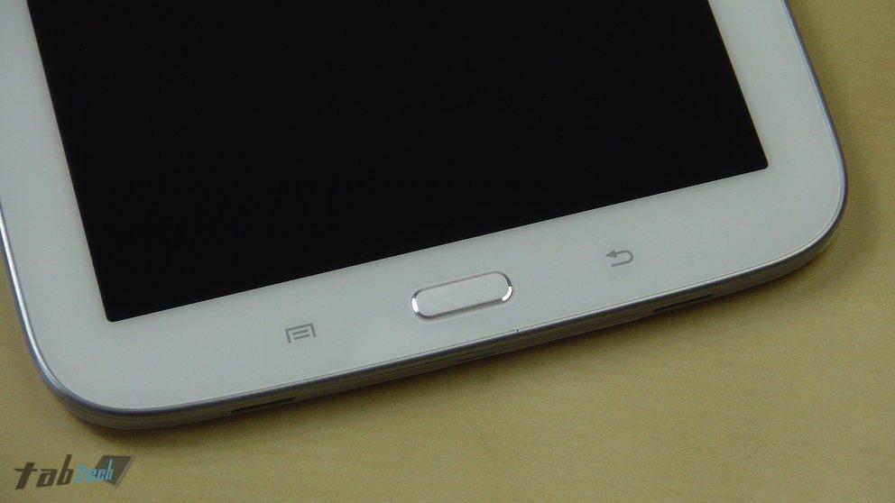 Galaxy Note 8.0 Tasten-imp