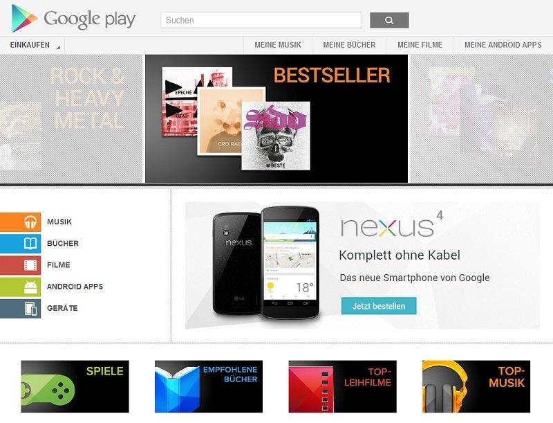 Google Play Store: Neue Hinweise deuten auf PayPal als Bezahlmethode