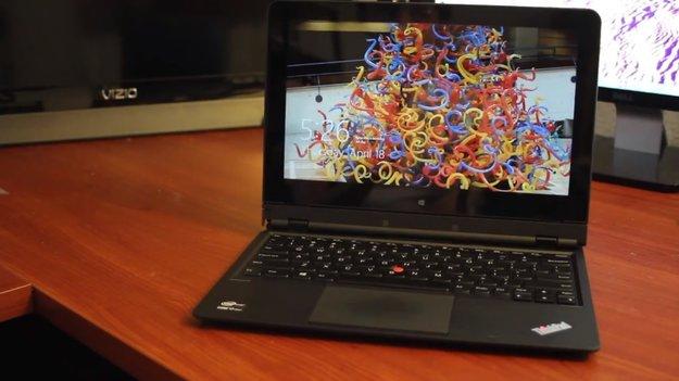 Lenovo ThinkPad Helix im ersten Review-Video