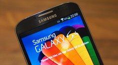 Samsung Galaxy S4 im deutschen Kurztest