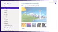 Windows 8.1 Pro Build 9374 mit Kiosk-Modus im Walkthrough Video