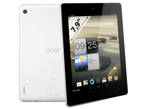 Acer Iconia A1 mit 7,9 Zoll IPS-Display und Quad-Core-CPU aufgetaucht