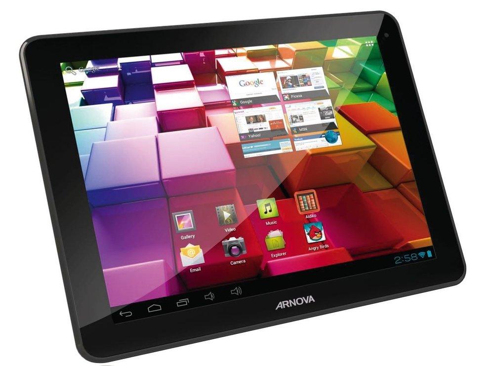 Archos Arnova 97 G4: Budget-Tablet landet bei der FCC