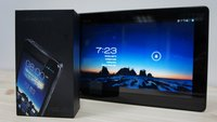 Asus Padfone Infinity im Unboxing und Walkthrough Video