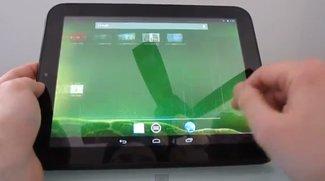 HP TouchPad: Test-Builds basierend auf Android 4.2 veröffentlicht