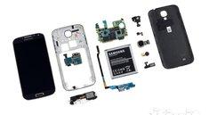 Samsung Galaxy S4 im Teardown: Stück für Stück zerlegt