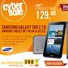 Deal: Samsung Galaxy Tab 2 7.0 GT-P3110 für nur 129€