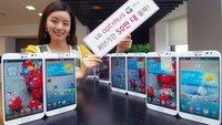 LG Optimus G Pro: 500.000 verkaufte Einheiten in 40 Tagen