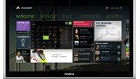 Nokia Tablet mit exklusiver Adidas micoach App gesichtet?