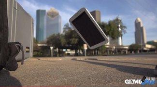 Samsung Galaxy Note 8.0 im Falltest