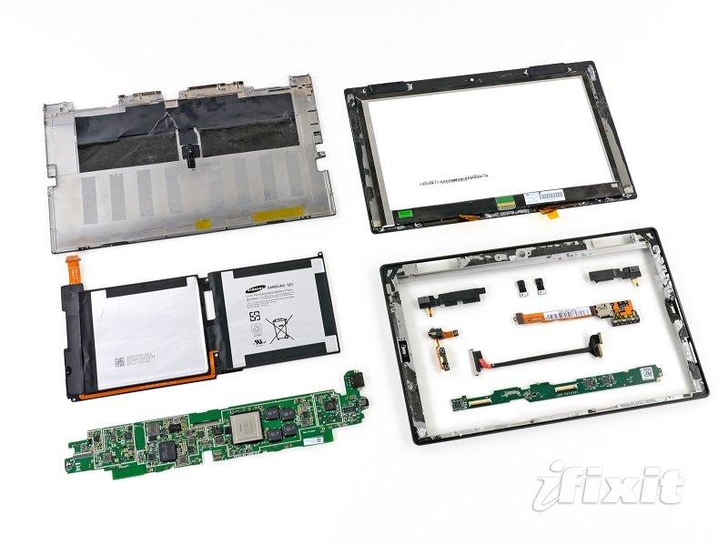 Microsoft Surface Reparaturen generell nicht vorgesehen?