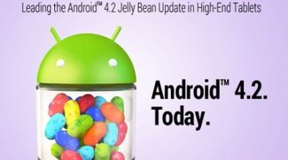 Asus Transformer Pad Infinity TF700T Android 4.2 Jelly Bean Update wird ausgerollt