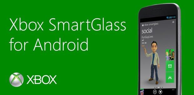 Xbox SmartGlass für Android: Ab sofort auch mit Tablet-Support