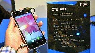 ZTE Geek mit Intel Clover Trail+ übertrifft alle Smartphones im Benchmark