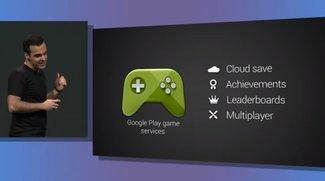 Google Play Games offiziell vorgestellt