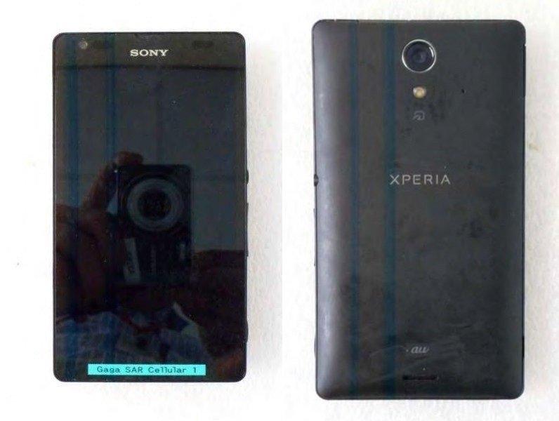 Sony Xperia UL mit 5 Zoll Full HD Display und Snapdragon 600 zeigt sich