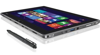 Toshiba WT310: Business-Tablet mit Windows 8 Pro, 11,6 Zoll  und Digitizer Pen vorgestellt