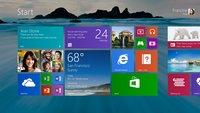 Windows 8.1 Public Preview: Update auf Windows 8.1 wird mit Einschränkungen möglich sein