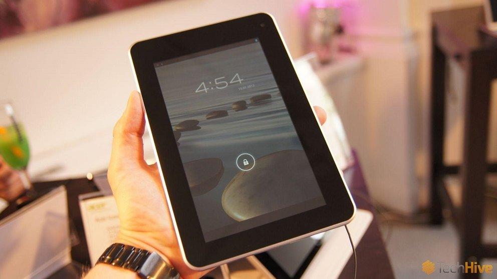 Acer Iconia B1-710 im ersten deutschen Hands-On Video