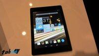 Acer Iconia A1: 7,9-Zoll-Tablet bei Media Markt für 189 Euro erhältlich